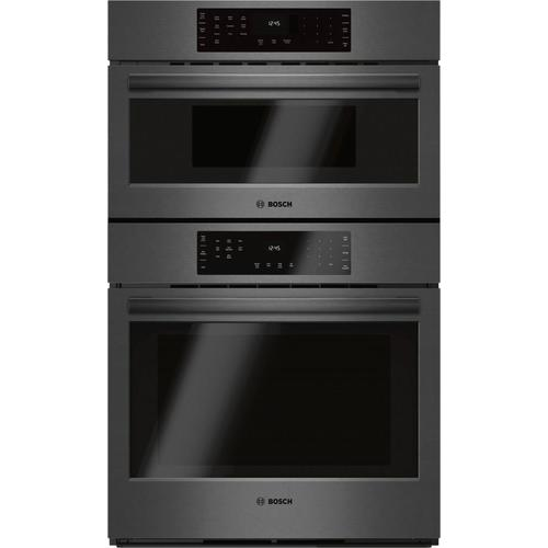 Bosch Self Cleaning Convection Microwave Wall Oven Combo