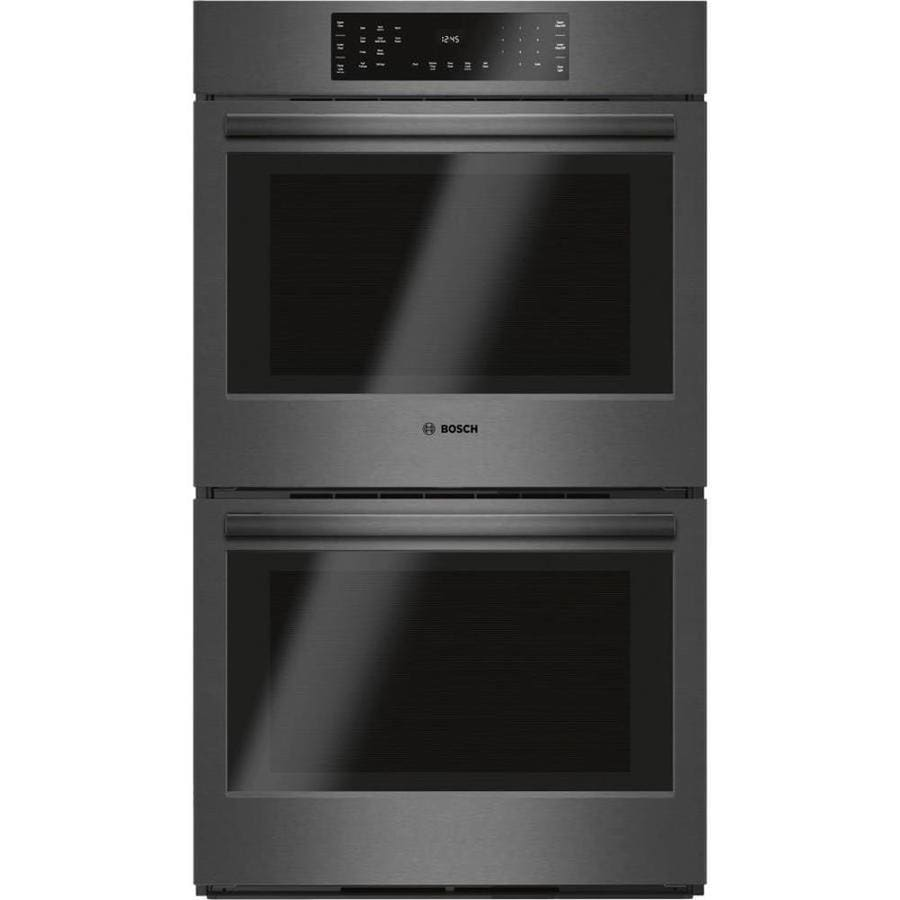 Bosch 800 Series Self Cleaning True Convection Double
