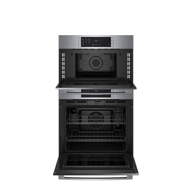 Bosch Wall Oven Microwave Combos: Bosch Self-Cleaning Convection Microwave Wall Oven Combo