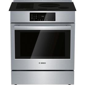 Digital Display Single Oven Induction Ranges at Lowes com
