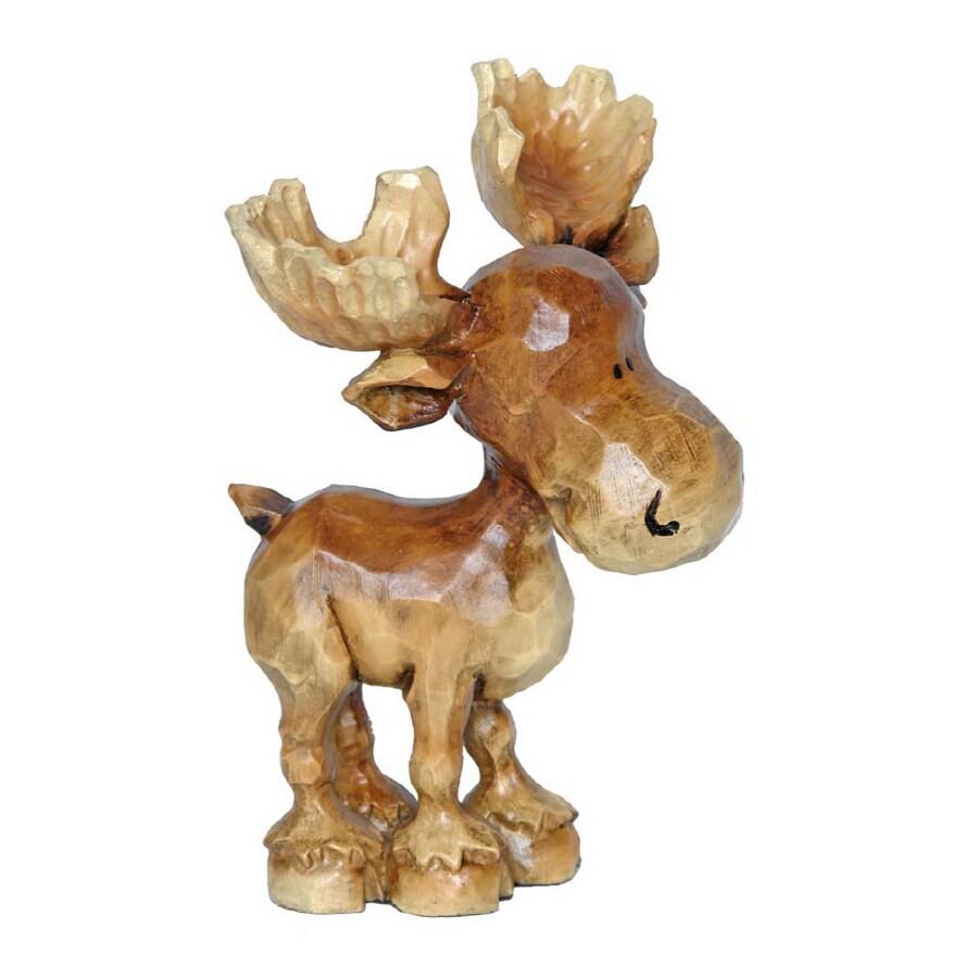 Small Moose Statue