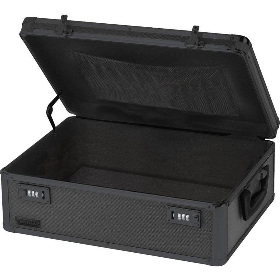 Ordinaire Vaultz Locking Storage Chest Tactical Black