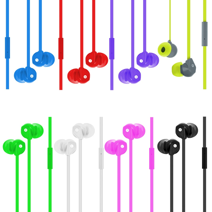 826341021845 shop fusebox earbud headphones at lowes com fuse box earbuds at webbmarketing.co