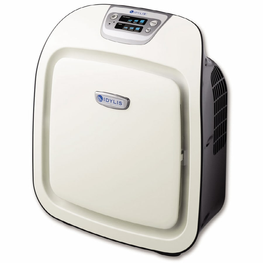 Idylis 3-Speed 155-sq ft HEPA Air Purifier