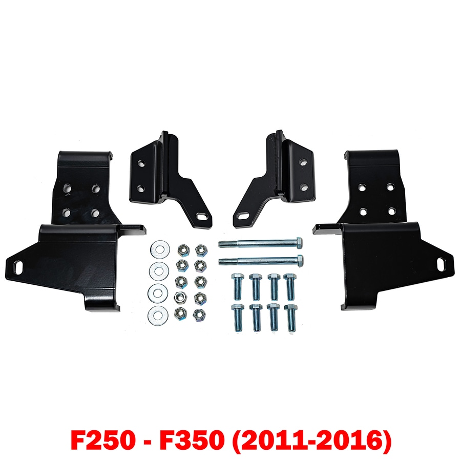 Detail K2 Snow Plow Mount for Ford F250 - F350 11 - 16