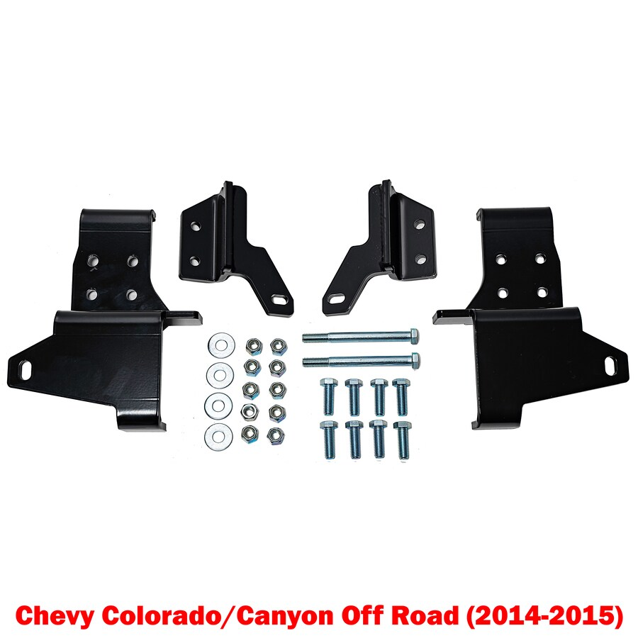 Detail K2 Snow Plow Mount for Colorado/Canyon Off Road 14 - 16