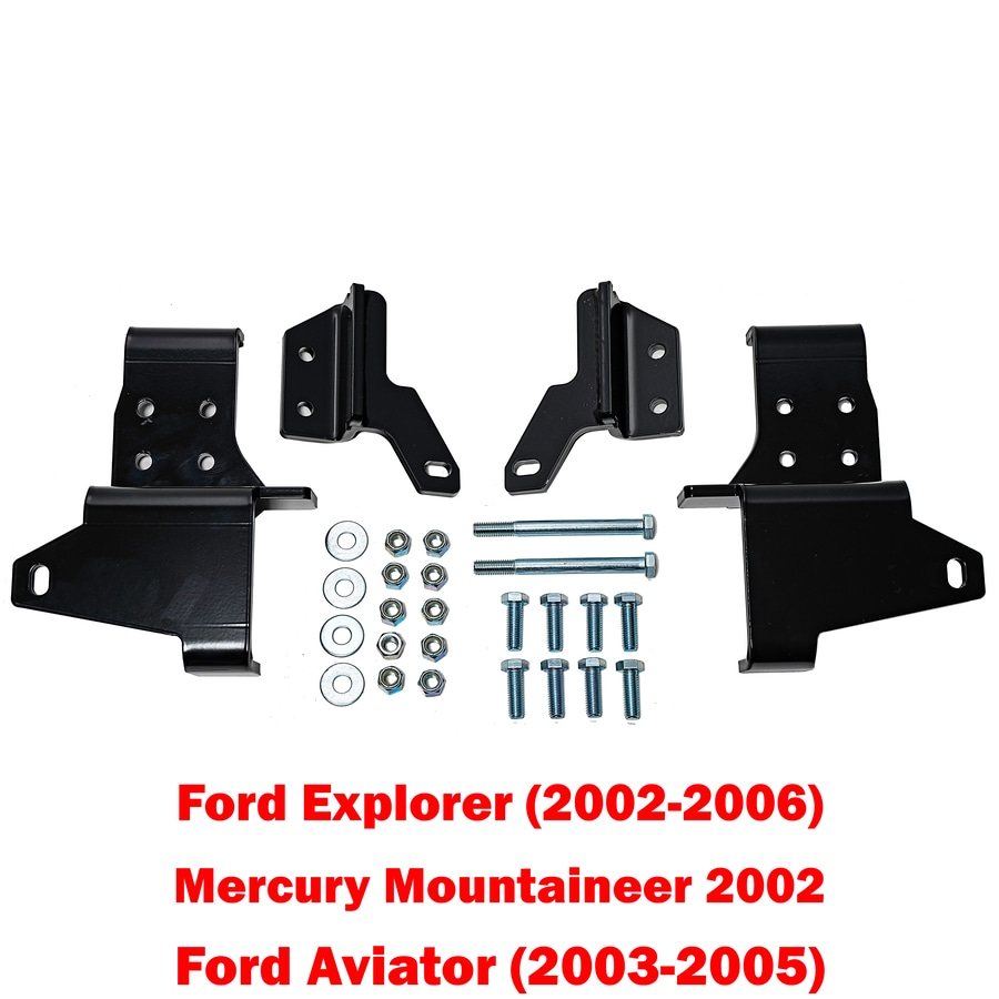 Detail K2 Snow Plow Mount for Ford Explorer 02 - 06