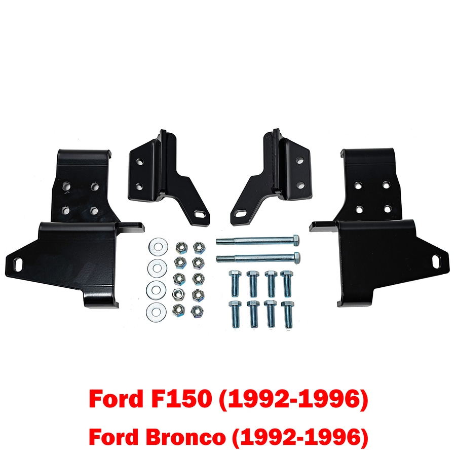 Detail K2 Snow Plow Mount for Ford F150 92 - 96