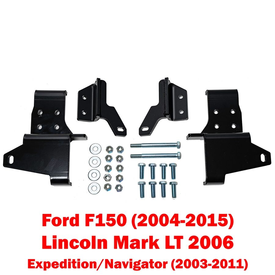 Detail K2 Snow Plow Mount for F150 04 - 14 / Expedition 03-11