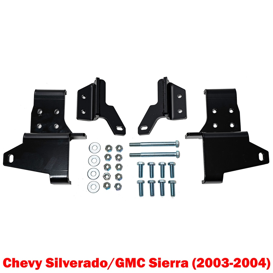 Detail K2 Snow Plow Mount for Silverado/Sierra 1500 03-04