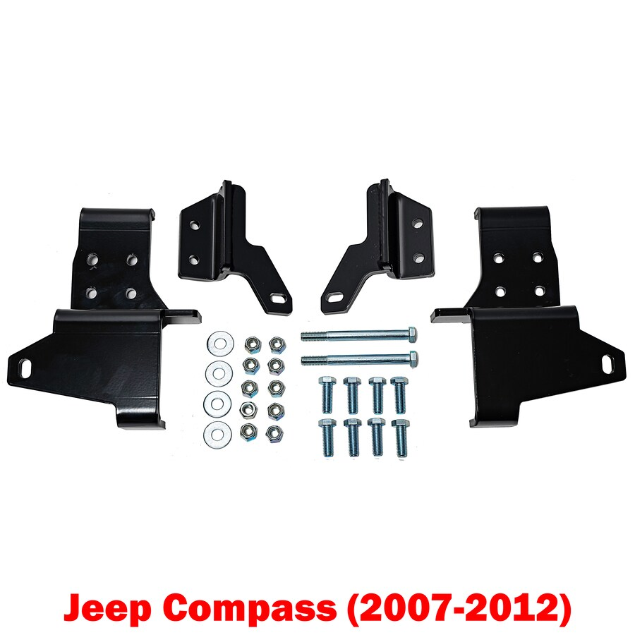 Detail K2 Snow Plow Mount for Jeep Compass 07-12