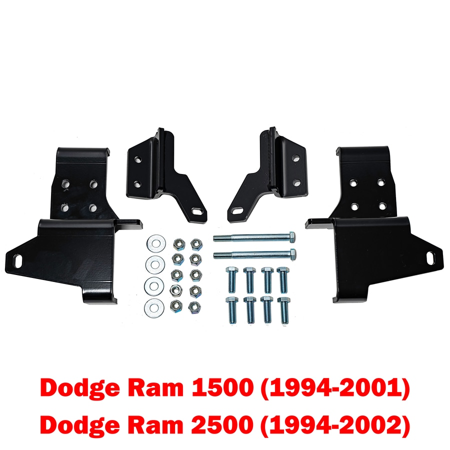 Detail K2 Snow Plow Mount for Ram 1500 94-01 / Ram 2500 94-02