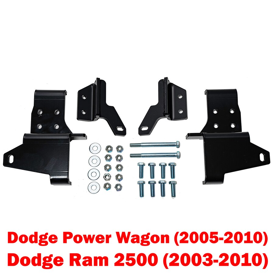 Detail K2 Snow Plow Mount for Ram 2500 O3-10 / PowerWagon O5-10