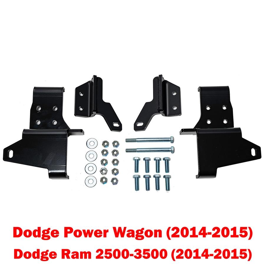 Detail K2 Snow Plow Mount for Dodge Ram 2500-3500 II - 16
