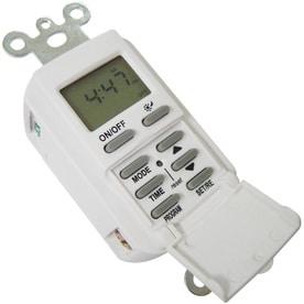 Indoor Light Timer Switch: Utilitech 15-Amp Digital Residential Countdown Function Lighting Timer,Lighting