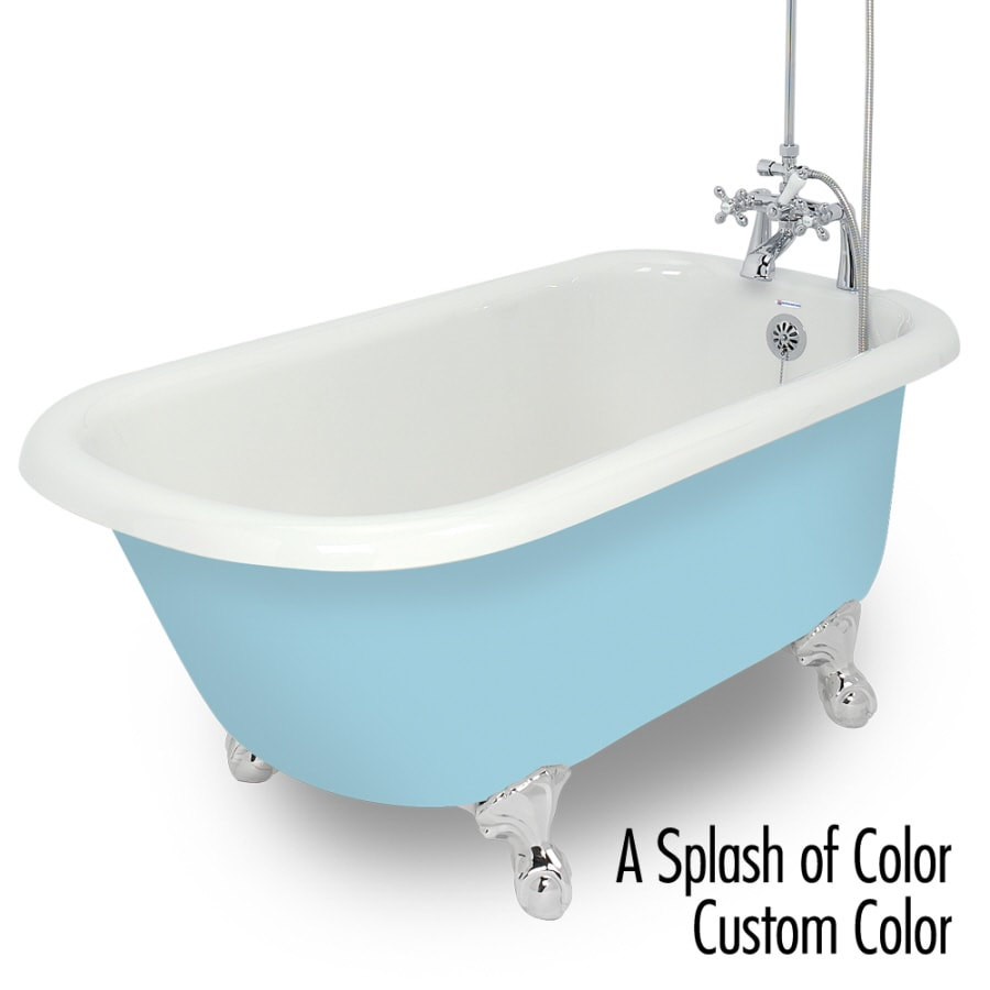 Shop American Bath Factory Custom Bathtub Base at Lowes.com