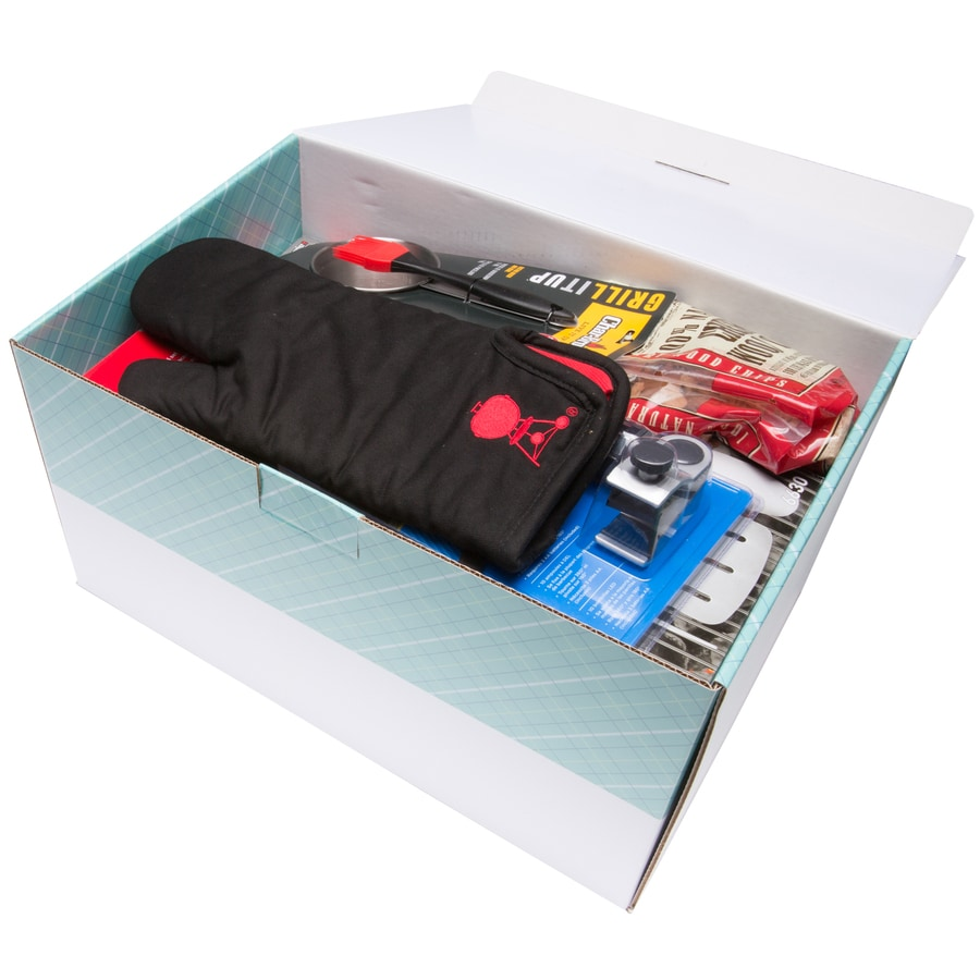 Lowes Giftables Grill Essentials Kit