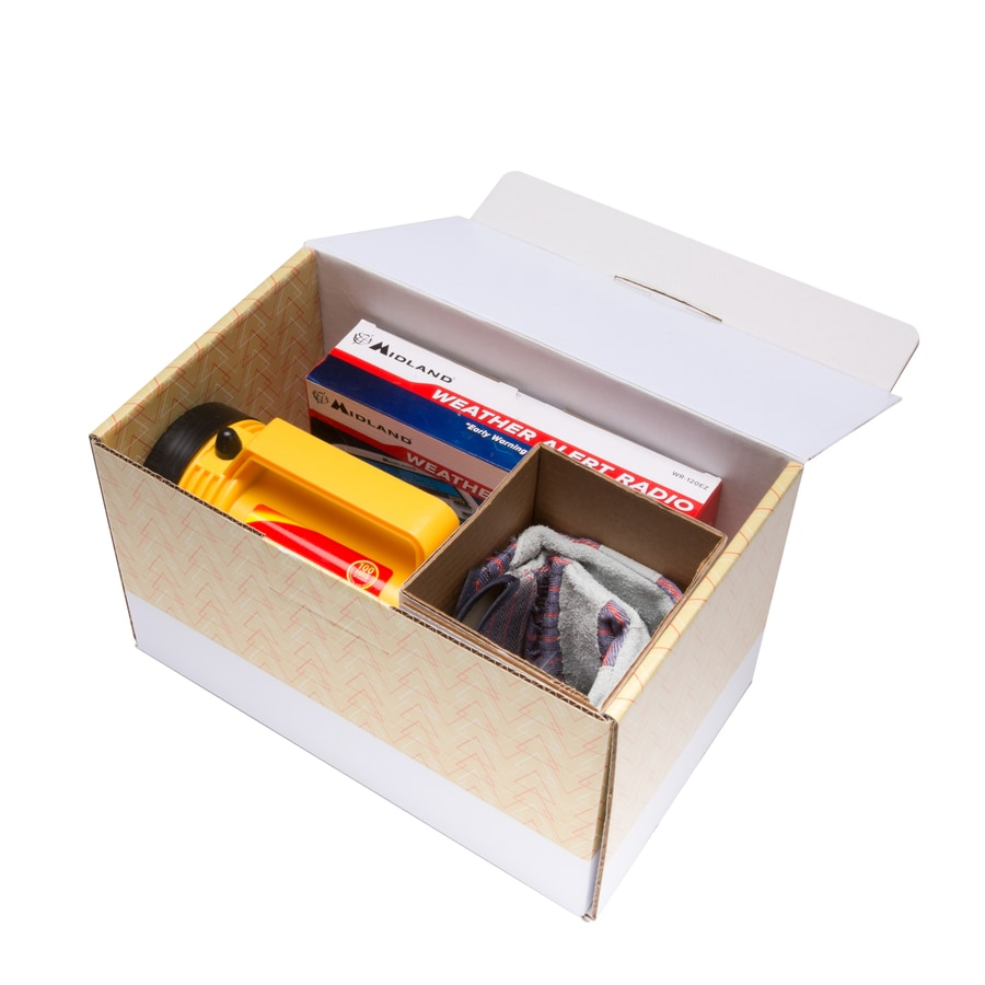 Lowes Giftables Storm Ready Kit