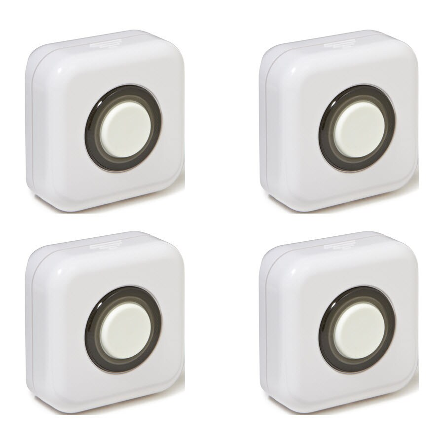 Shop Iris White Security Alarm Button (Works with Iris) at Lowes.com