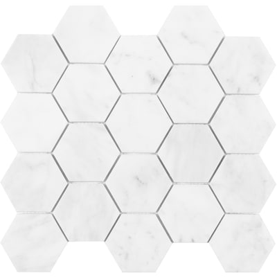 Hexagonal Tile At Lowes