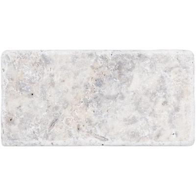 Anatolia Tile 8 Pack Silver Crescent 3 In X 6 Travertine