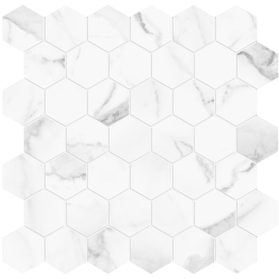 Hexagonal Tile At Lowes Com