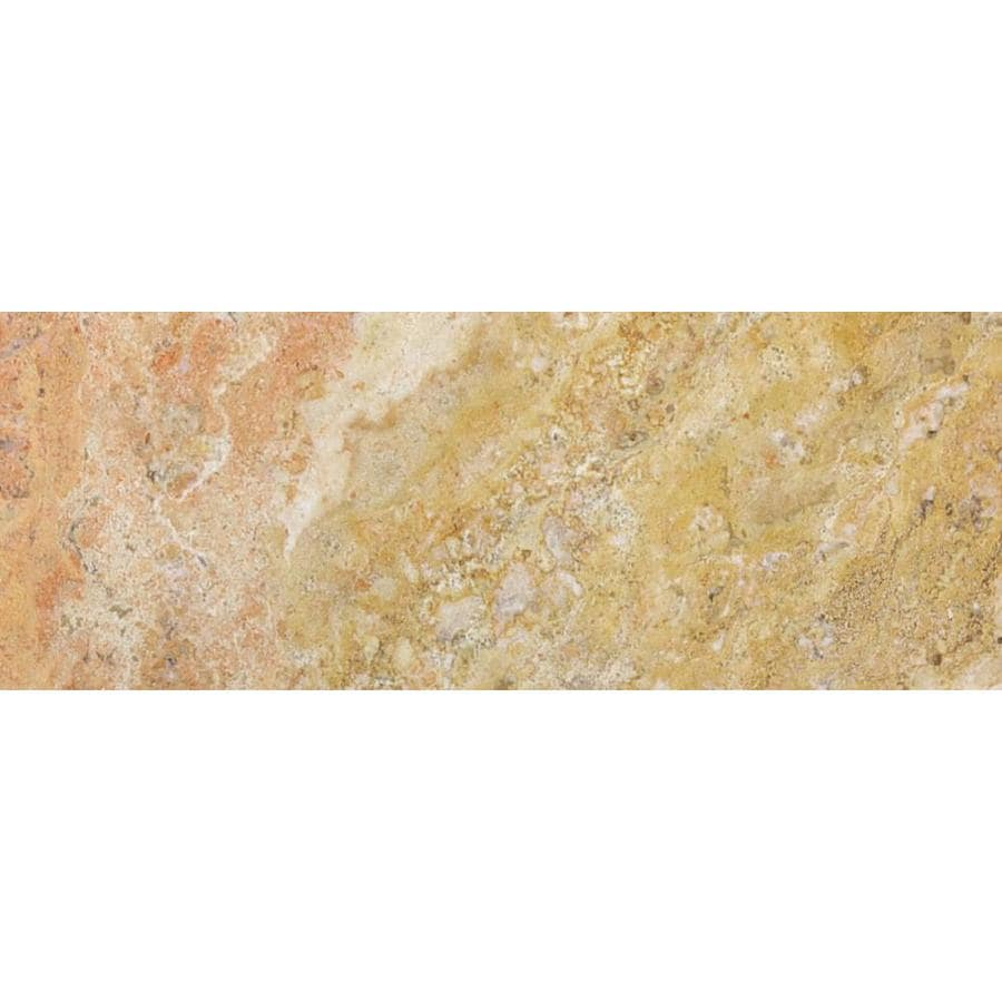 Anatolia Tile Scabos Travertine Wall Tile (Common: 3-in x 8-in; Actual: 2.95-in x 7.87-in)