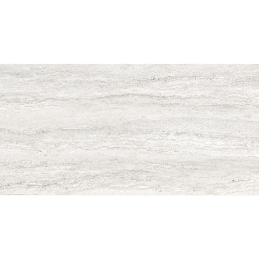 Anatolia Tile Excite Ivory Polished Porcelain Marble Floor And Wall Common 12
