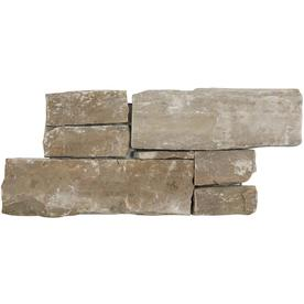 Anatolia Tile Beachfront Ledgestone 8-in x 12-in Linear Mosaic Wall Tile (Common: 8-in x 12-in; Actual: 11.81-in x 7.87-in)