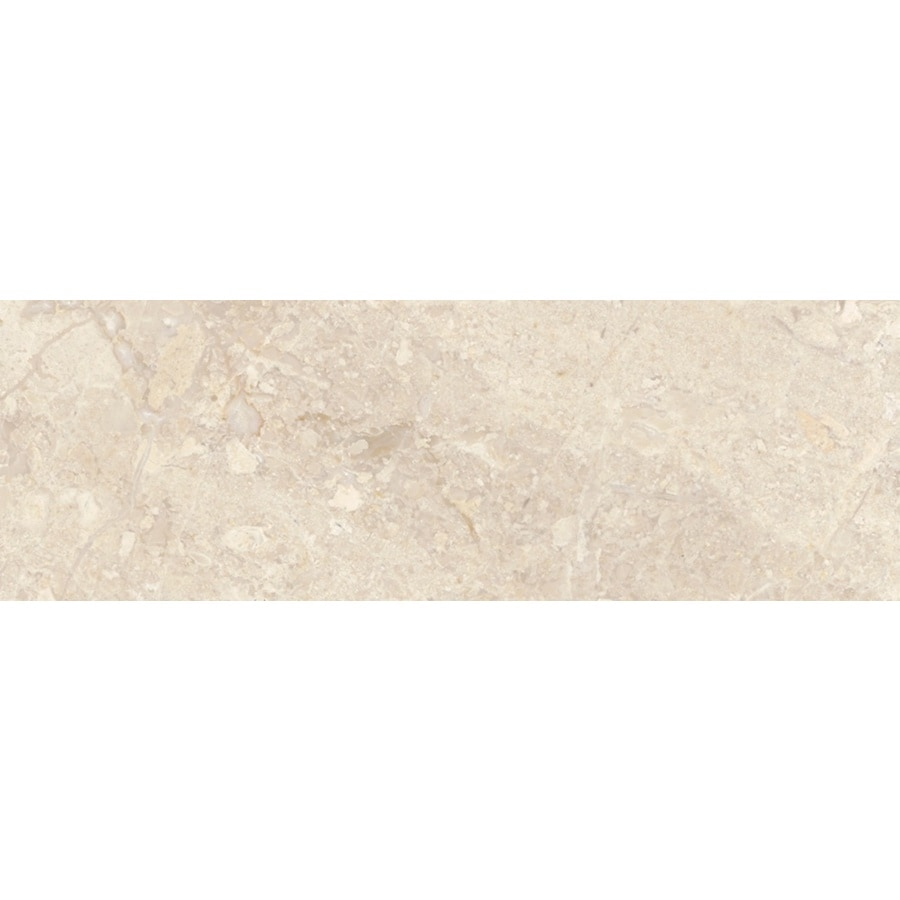 Anatolia Tile 24-Pack Impero Reale Marble Floor And Wall Tile (Common: 3-in x 9-in; Actual: 9-in x 3-in)