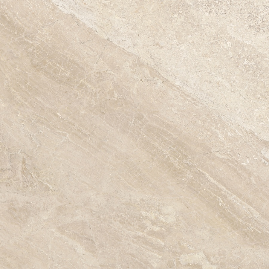 Anatolia Tile 2-Pack Impero Reale Marble Floor And Wall Tile (Common: 24-in x 24-in; Actual: 24-in x 24-in)