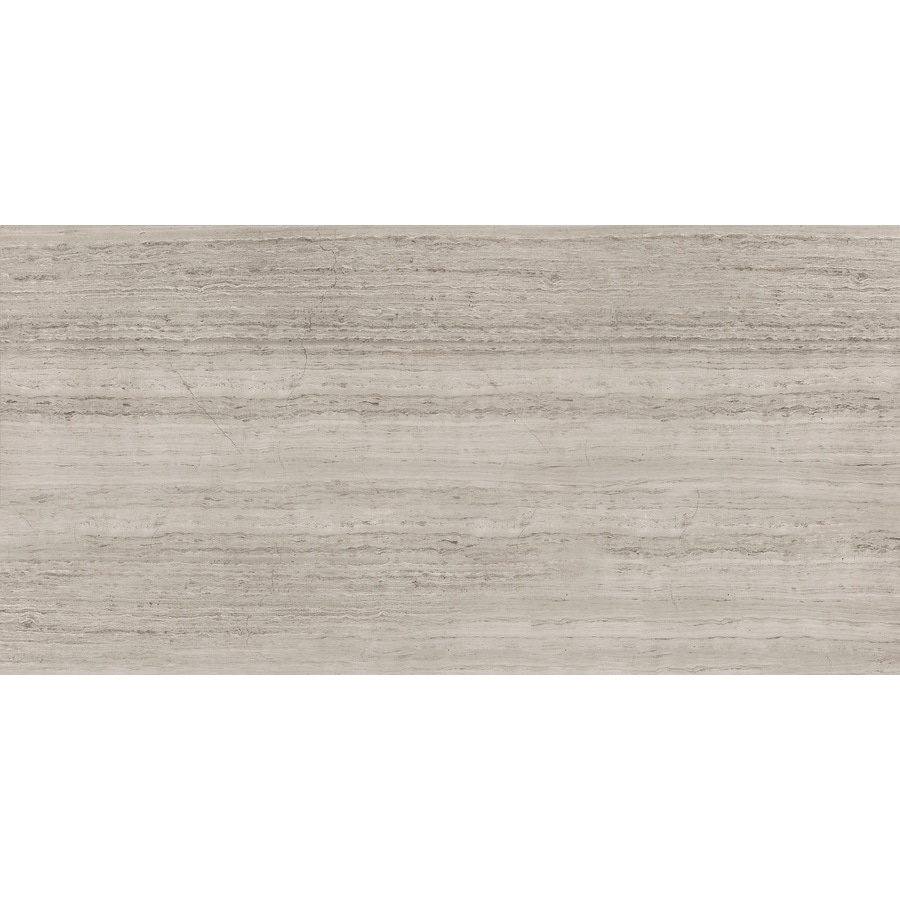 Shop anatolia tile 2 pack strada mist marble floor and for 18 x 18 marble floor tile