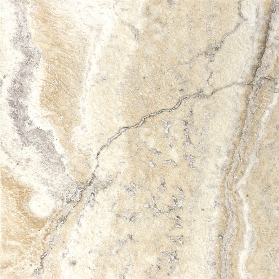 Anatolia Tile 10-Pack Pablo Filled and Honed Travertine Floor and Wall Tile (Common: 12-in x 12-in; Actual: 12-in x 12-in)