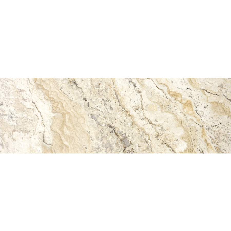 Anatolia Tile 12-Pack Pablo Filled and Honed Travertine Floor and Wall Tile (Common: 6-in x 18-in; Actual: 5.9-in x 17.99-in)