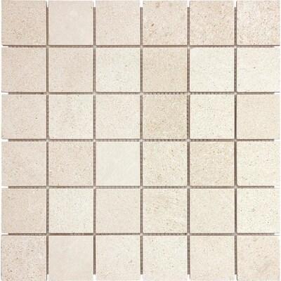 Anatolia Tile Serene Ivory 12 In X 12 In Uniform Squares