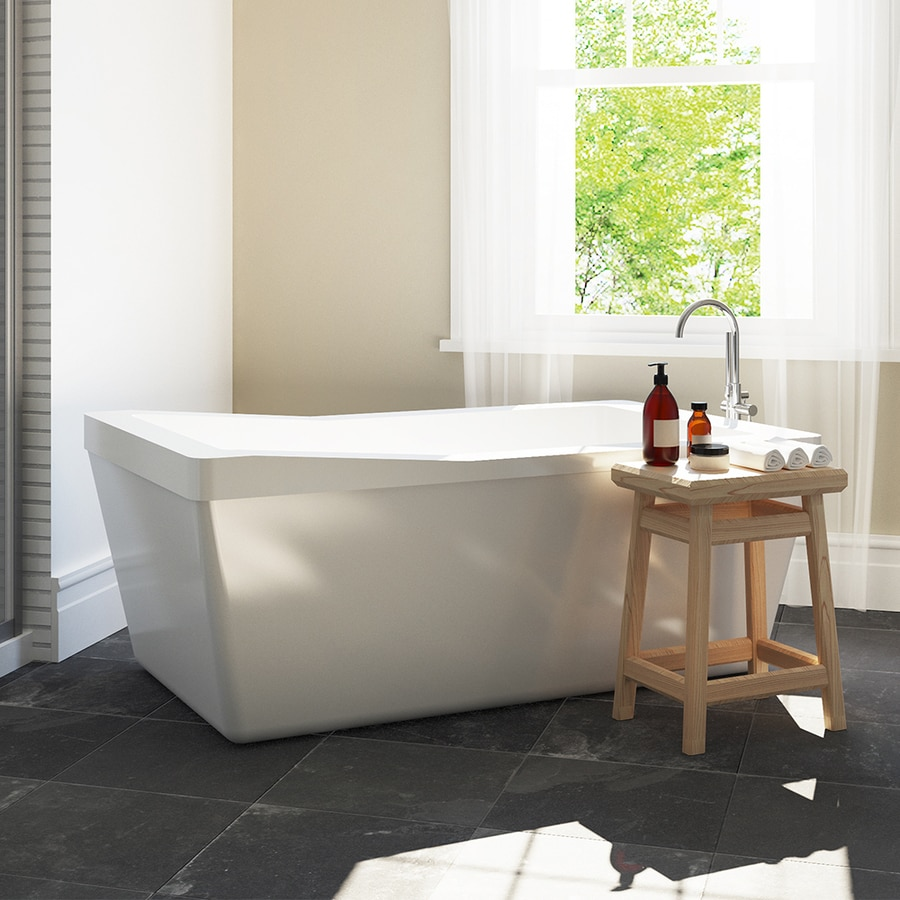 bathtub improvement pdx standing home x free ambassador company tub freestanding bath restoria
