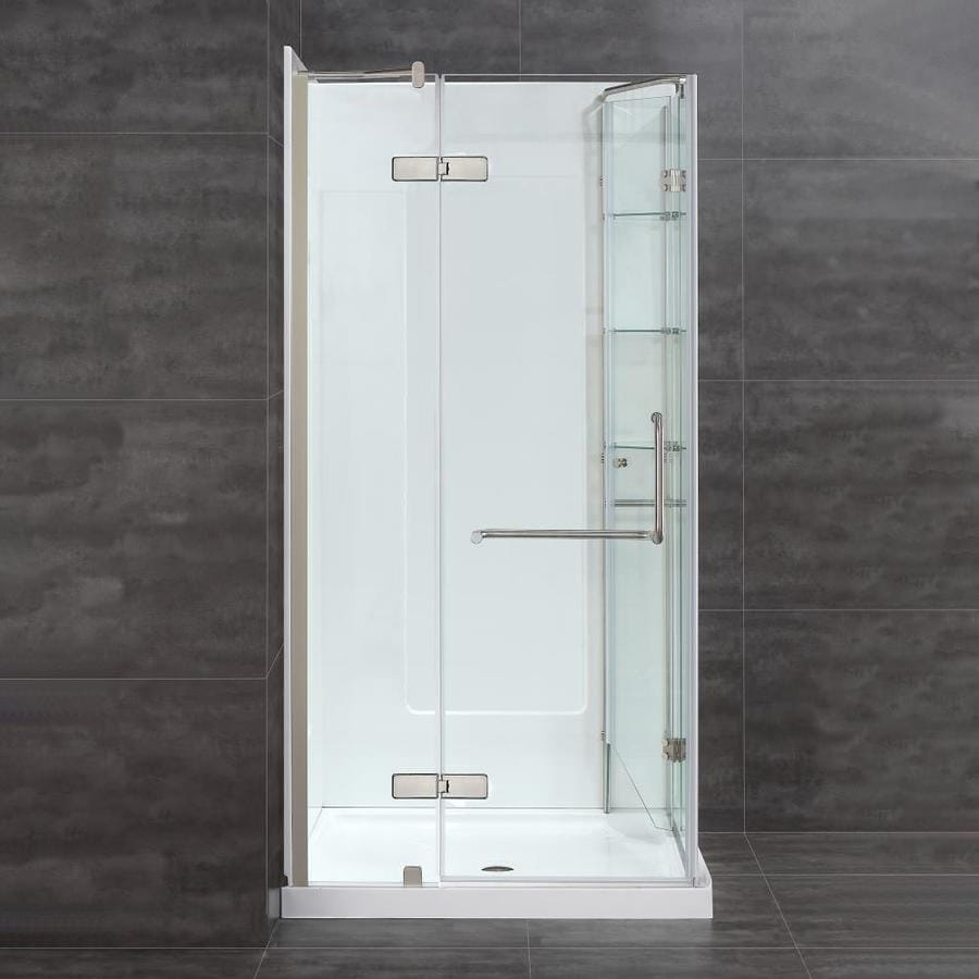 Shop Corner Shower Kits at Lowes.com
