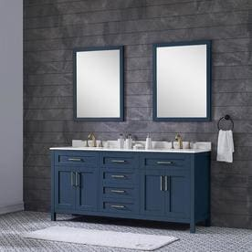 Super Blue Bathroom Vanities With Tops At Lowes Com Download Free Architecture Designs Scobabritishbridgeorg