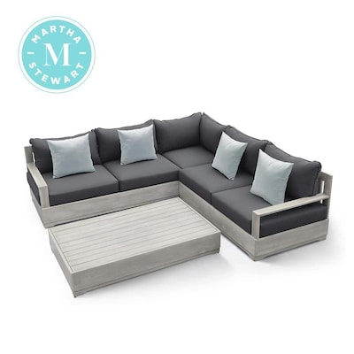 Martha Stewart Patio Furniture Sets At Lowes Com