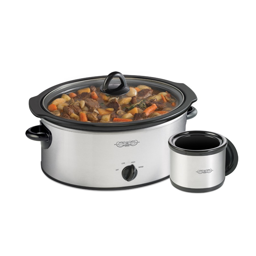 Attrayant Bella Cucina 6 Quart Slow Cooker