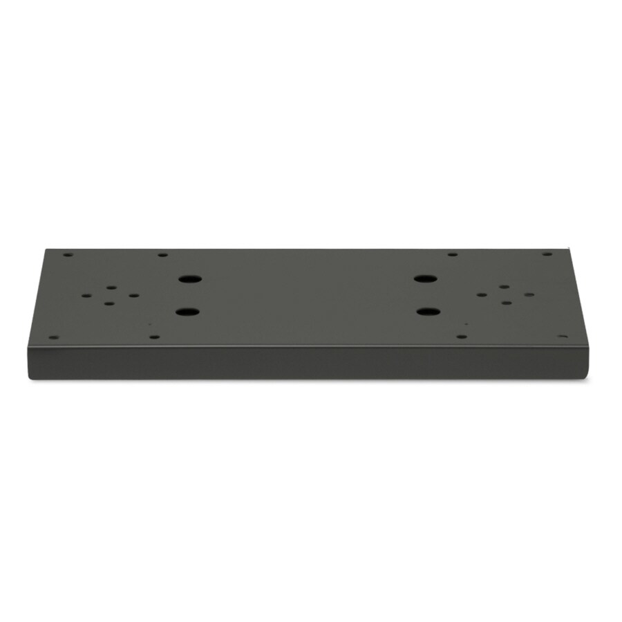 Architectural Mailboxes Duo Spreader Plate Black