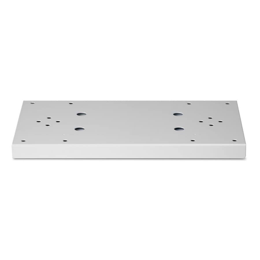 Architectural Mailboxes Duo Spreader Plate Pearl Gray