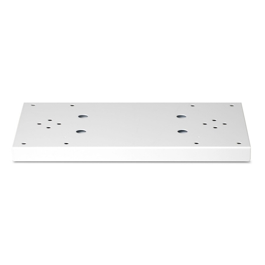 Architectural Mailboxes Duo Spreader Plate White
