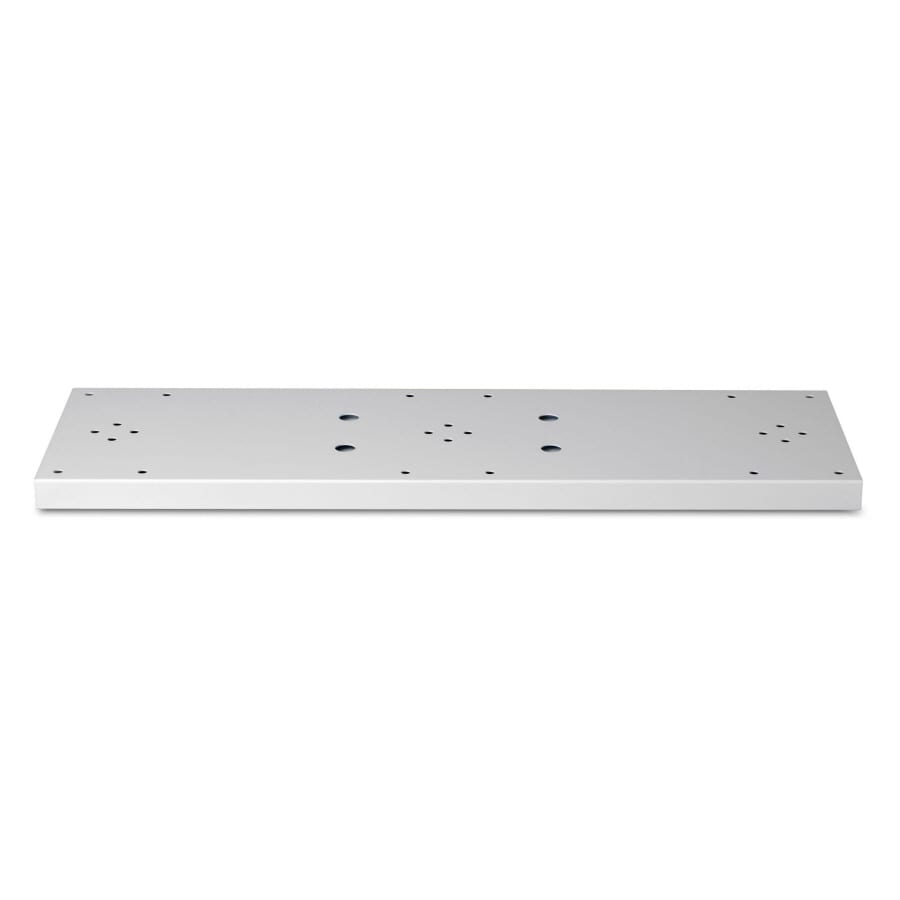 Architectural Mailboxes Tri Spreader Plate Pearl Gray