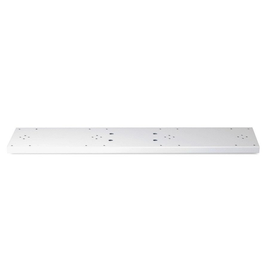 Architectural Mailboxes Quad Spreader Plate White