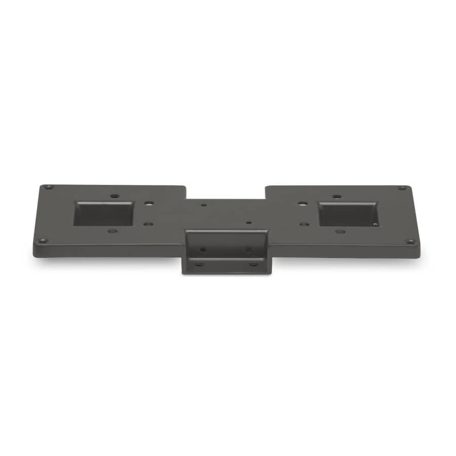 Architectural Mailboxes Universal Adapter Plate Black