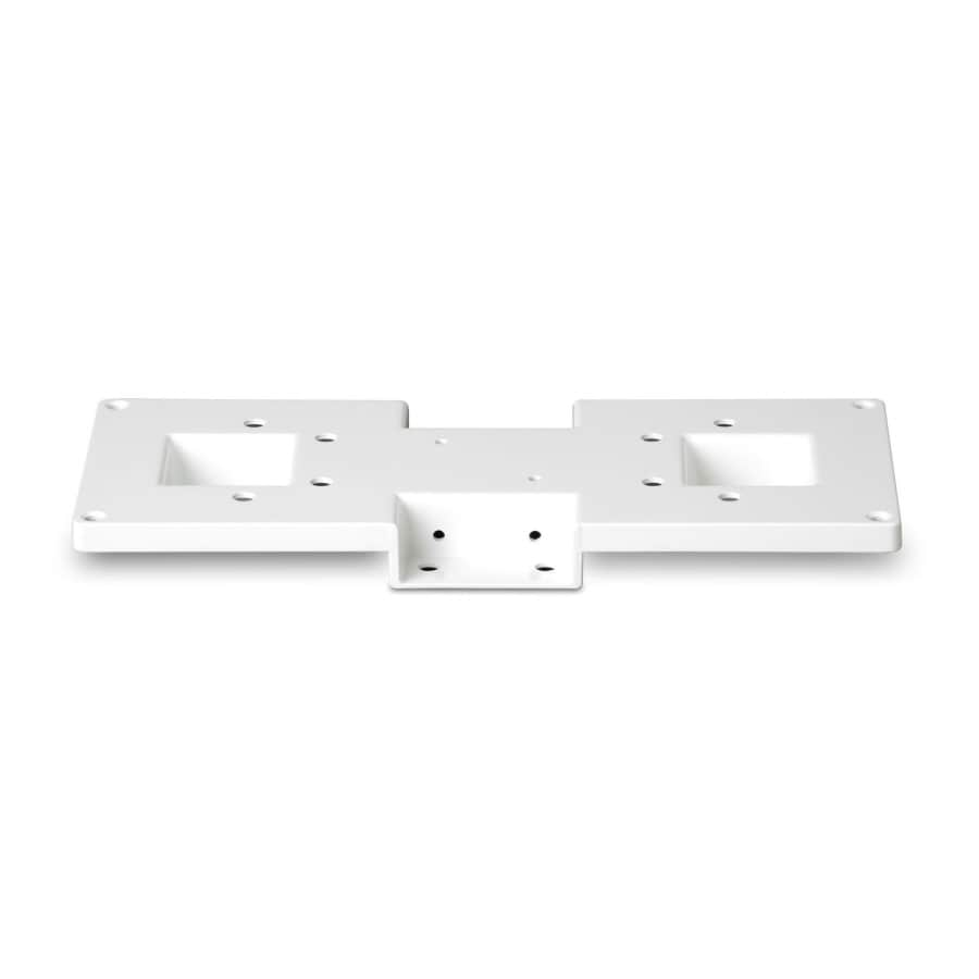 Architectural Mailboxes Universal Adapter Plate White
