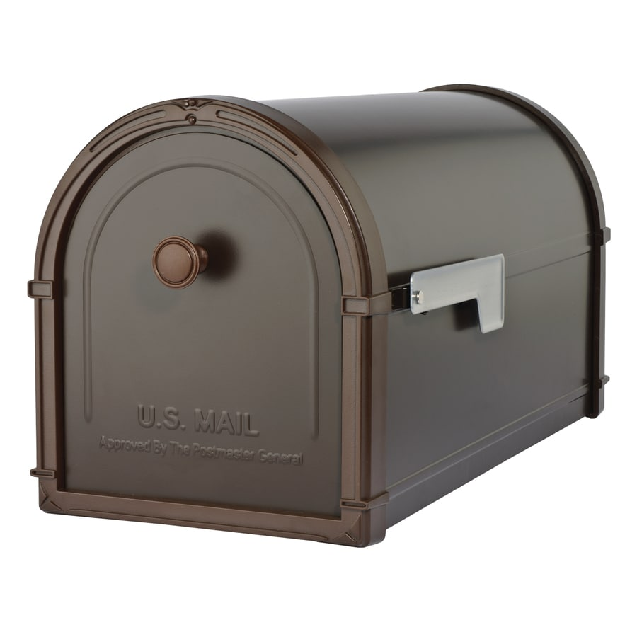 Petroleum Fuel Mail: Shop Architectural Mailboxes Bellevue 10-in W X 11.3-in H