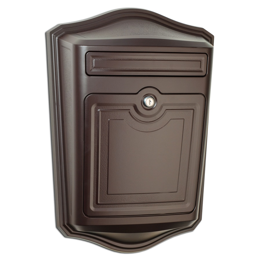 Shop Architectural Mailboxes Maison 13 9 In X 19 4 In