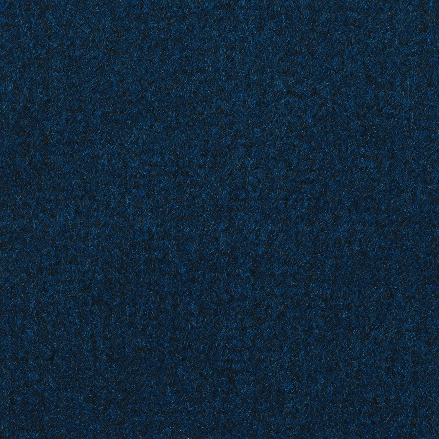 Lancer Enterprises Blue Black Plush Interior/Exterior Carpet